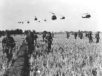 Impact of the Vietnam War on Australia Essay